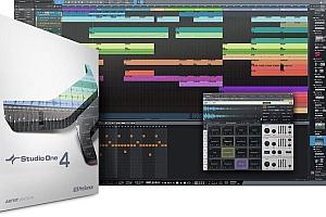 宿主机架studio one4中文版 v4.5.4
