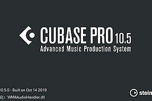 佩斯音频亲测cubase pro10.5中文可用下载 附安装教程