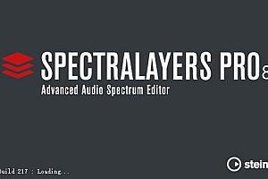 光谱层8音频编辑处理伴奏提取软件-Steinberg SpectraLayers Pro v8.0 [WiN]