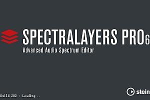 光谱层6音频编辑处理伴奏提取软件-Steinberg SpectraLayers Prov6.0 [WiN]