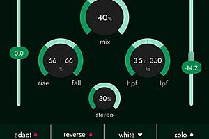 自适应噪声生成,降噪插件 Denise Noize 2 v1.1 WiN MacOSX